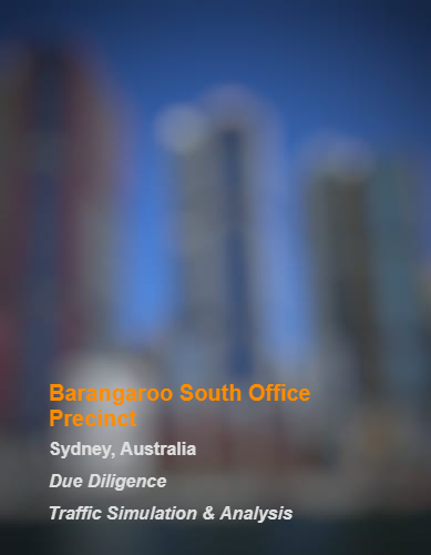Barangaroo South Office Precinct_Sydney_Due Diligence & Traffic_b