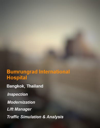 Bumrungrad International Hospital_Bangkok_Inspection, Mod, Lift Manager, Traffic_b