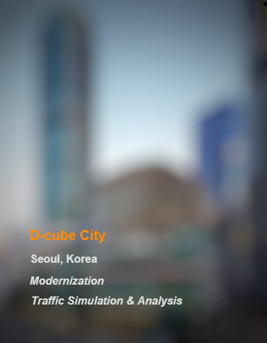 D-cube City_Seoul_Mod & Traffic_B