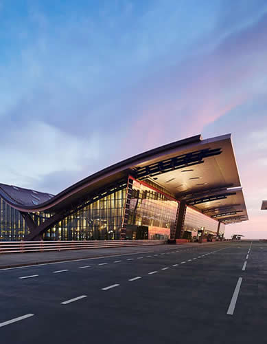 Hamad International Airport_Doha Qatar_New