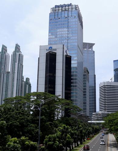 Indofood Tower_Jakarta_Traffic