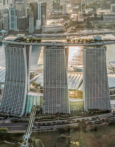 Marina Bay Sands Tower 1~3_SG_Inspection
