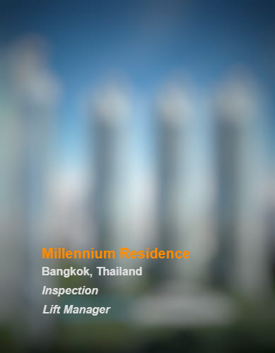 Millennium Residence_Bangkok_Inspection & Lift Manager_b