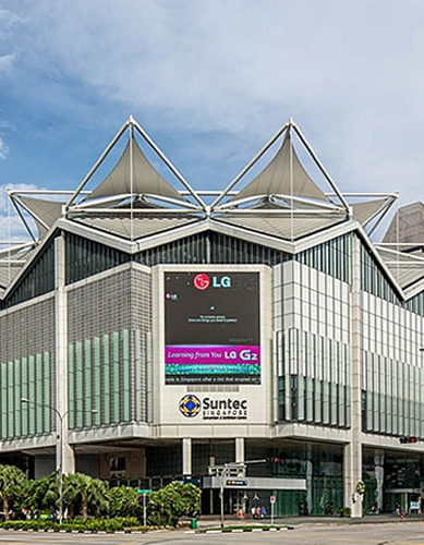 Suntec Convention Centre_SG_Inspection