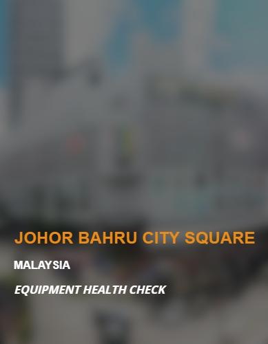 JOHOR BAHRU CITY SQUARE Blur Text
