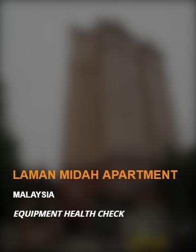 LAMAN MIDAH APARTMENT Blur Text