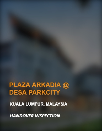 PLAZA ARKADIA @ DESA PARKCITYBlur Text