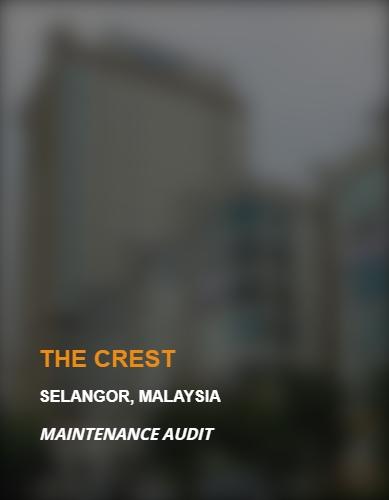 THE CREST Blur Text