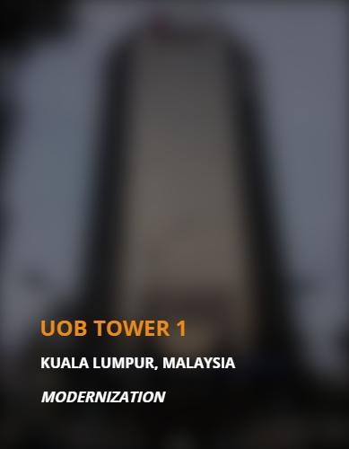 UOB TOWER 1 Blur tEXT